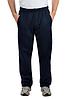 Спортивные брюки мужские Колорадотрикотажные темно синие прямые