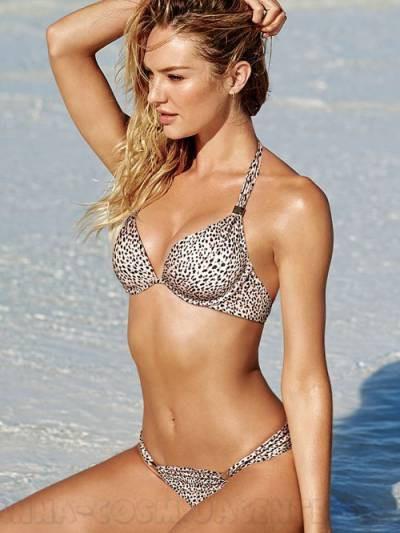 89a6bc12ce714 Victoria's Secret Купальник Hottie Halter & Hottie Cheeky 34B/XS - Asia &  Secret -