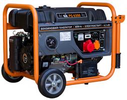 Бензиновые генераторы NIK PG 6300