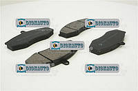 Колодка передняя тормозная ЗИЛ-5301 BEST (композит) к-т ЗИЛ 5301 (5301-3501090)