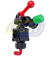 Секція постійно-напірна з різьбою (кінцева) на регулятор тиску, фото 1