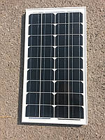 Солнечная панель Altek ALM-30M, 12В (монокристалическая), фото 1