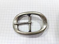 Пряжка C6598 состаренное серебро 30 мм