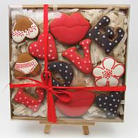 """Пряничный набор для любимой """"Red Love"""", фото 1"""