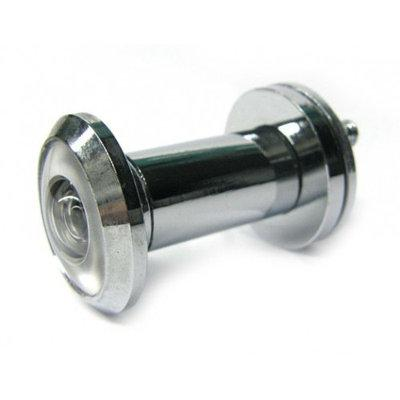 Дверной глазок KEDR DV204 30-60 мм. CP (хром)