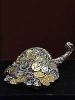 Статуэтка Рог изобилия денежный, подарок руководителю
