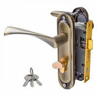 15-68 Ручка дверная FZB ЕТ-71157 50mm