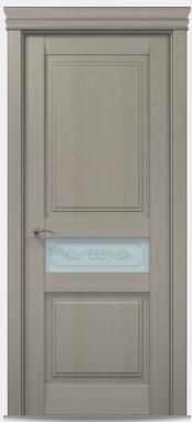 "Двері міжкімнатні Папа карло ""Millenium ML-13"" бевелс екошпон renolit"