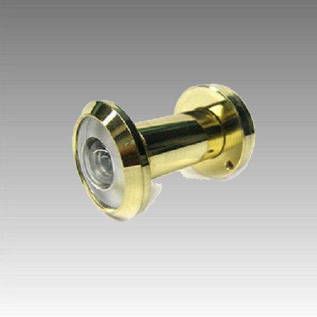 Дверной глазок KEDR DV204 60-90 мм. GP (золото)