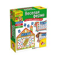 Игровой набор Ферма со словами LiscianiGiochi  (R53087)