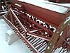 Сівалка до мінітрактора 3,0 м з бороною б/у Польша, фото 2