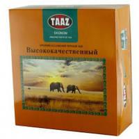 Чай черный индийский TAAZ в пакетах 100Х2 гр