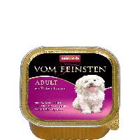 Консервы Vom Feinsten с индейкой и ягненком (для взрослых собак), 150г