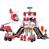 Конструктор Пожарная станция Ecoiffier (3039)