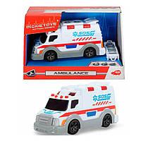 Машинка Скорая помощь Dickie Toys (3302004)