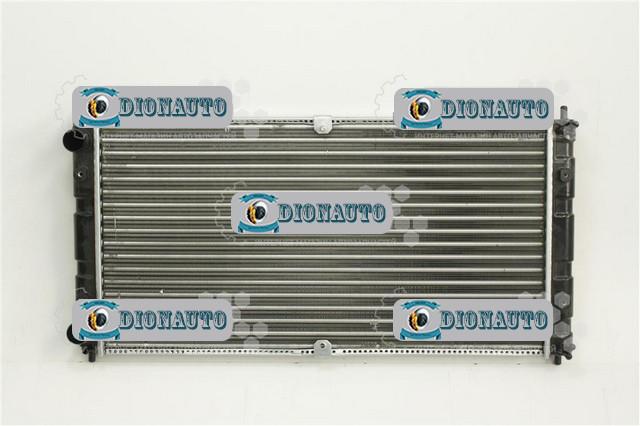 """Радиатор охлаждения 2123 алюминиевый Аляска ВАЗ-2120 """"Надежда"""" (2123-1301012)"""