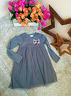 Платье-туника Kitty Турция Оптом и в розницу от фирмы Breeze 4-9 лет