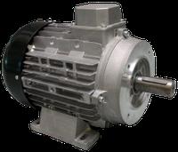 Электродвигатель RAVEL ( 7,0 кВт : 1430 об/мин) с тепловой защитой и наружным валом, фото 1
