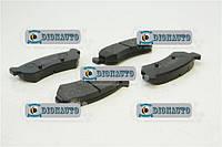 Колодка задняя тормозная Лачетти до 2008 SHIN KUM дисковые к-т Lacetti 1.8 CDX (96405131)