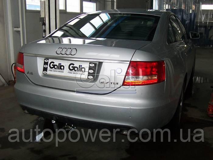 Фаркоп на Audi A6 2004-2011