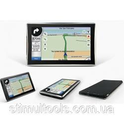 GPS навігатор 5 дюймів, блютуз