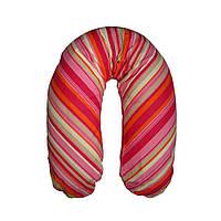 Подушка для кормления ECO Полба Красный  Womar (45016)