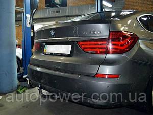 Фаркоп на BMW 5 series 10-