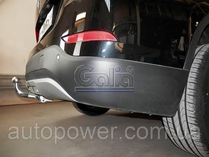 Фаркоп на BMW X1 2009-