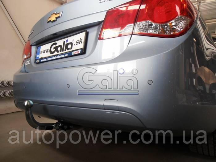 Фаркоп на Chevrolet Cruze 2009-