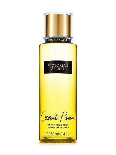 Victoria's Secret Парфюмированный Спрей Coconut Passion Fragrance Mist 250 ml