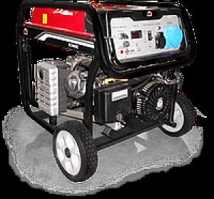 Генератор бензиновый Vulkan SC9000E (8,0 кВт), фото 2