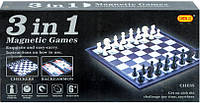 Шахматы, шашки и нарды настольные 98603