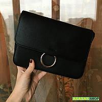 Маленькая черная сумочка. Отличное качество!