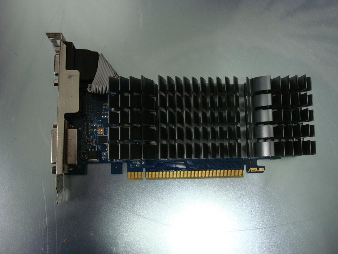 Видеокарта Asus GeForce GT610 1Гб GDDR3 64bit