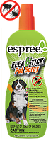 Espree Flea & Tick Pet Spray, 355 мл - спрей от блох и клещей для собак от 6-ти месяцев