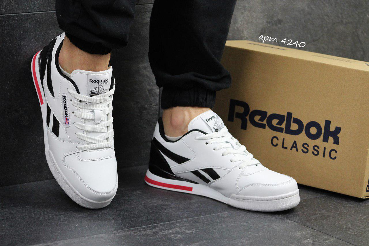 Мужские кроссовки Reebok Pro NY