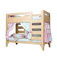 Кровать двухъярусная Cubed IndigoWood (32929)