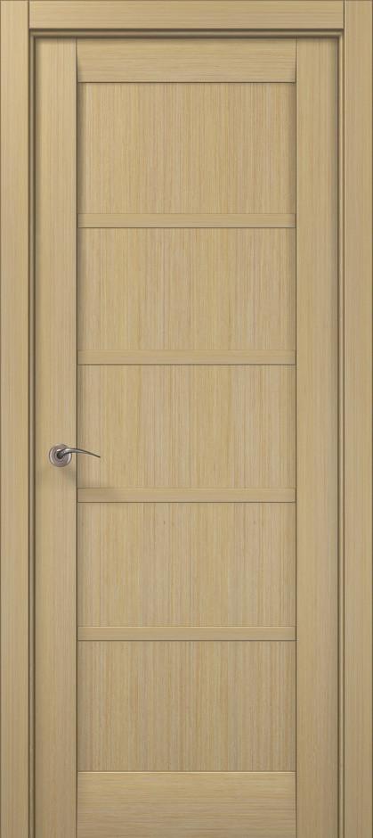 "Двери межкомнатные Папа карло ""Millenium ML-15F"" экошпон renolit"