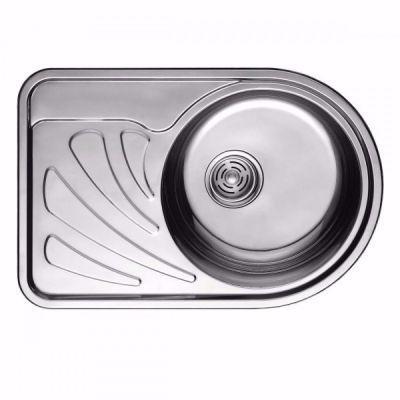 Мойка кухонная CRISTAL 668x442х180
