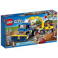 Конструктор City Уборочная техника LEGO (60152)