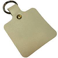 Шкіряні Брелки CREZ з кільцем для ключів