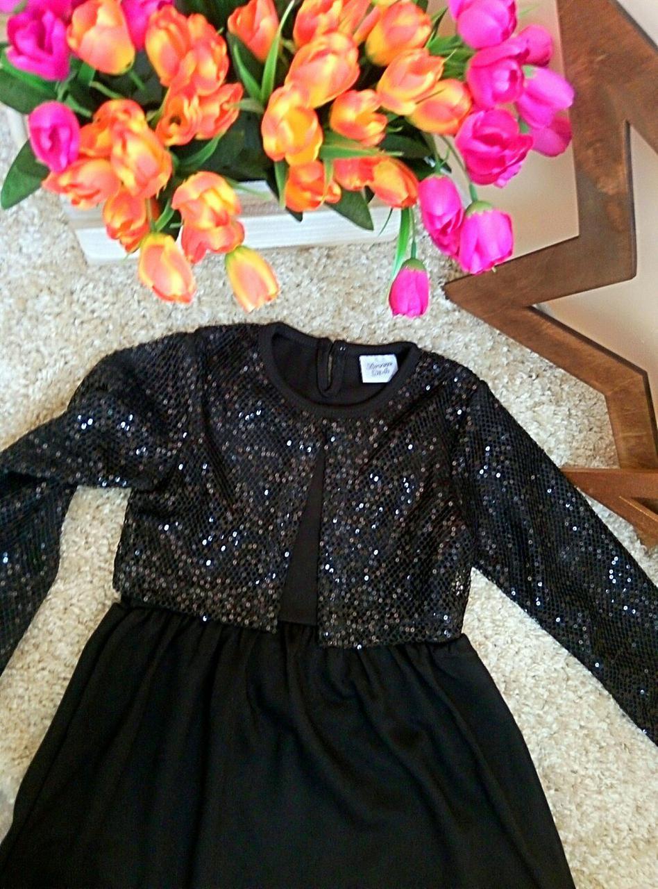 Маленькое чёрное платье Breeze Турция