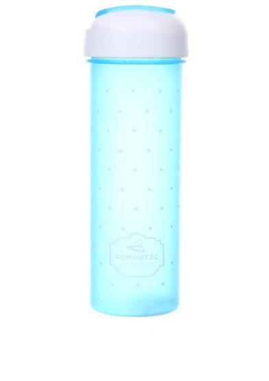 Бутылка для летних напитков 700 мл. Голубой - Интернет-магазин «Низкоцен» в Киеве