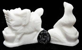 Рік Кабана - талісман фенікс із золотим злитком, фото 2