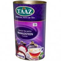 Чай черный TAAZ  Мангустин картонном тубусе 100 гр