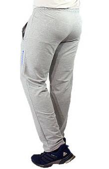 51fa5bc5 Спортивные штаны с логотипом Колорадо мужские трикотажные светло серые  прямые Украина