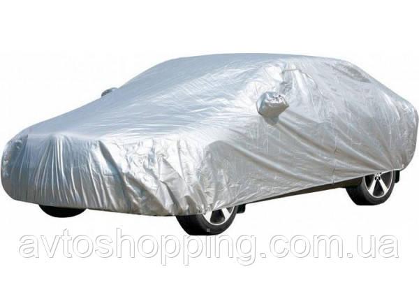 Тент, чехол для автомобиля Седан Vitol CC11106 ХL Серый 534х178х120 см