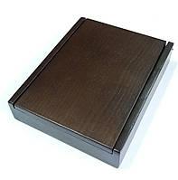 Футляр Деревянный с ложементом из флока