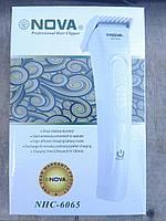 Триммер для волос NOVA NHC-6065, мини машинка для стрижки, фото 1