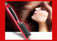 Электрическая расческа-выпрямитель HAIR STRAIGHTENER ASL-908, фото 1